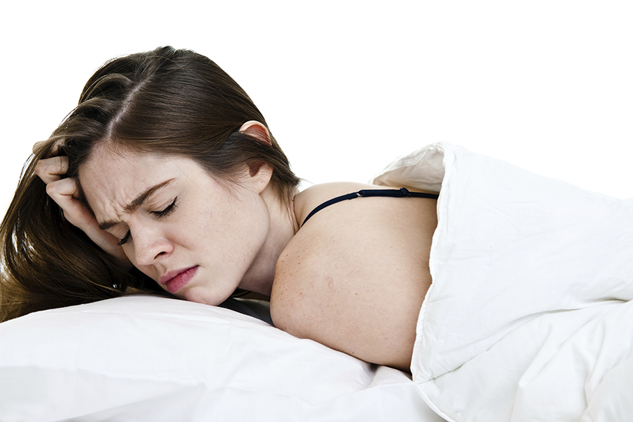 Can no sleep cause poor sex
